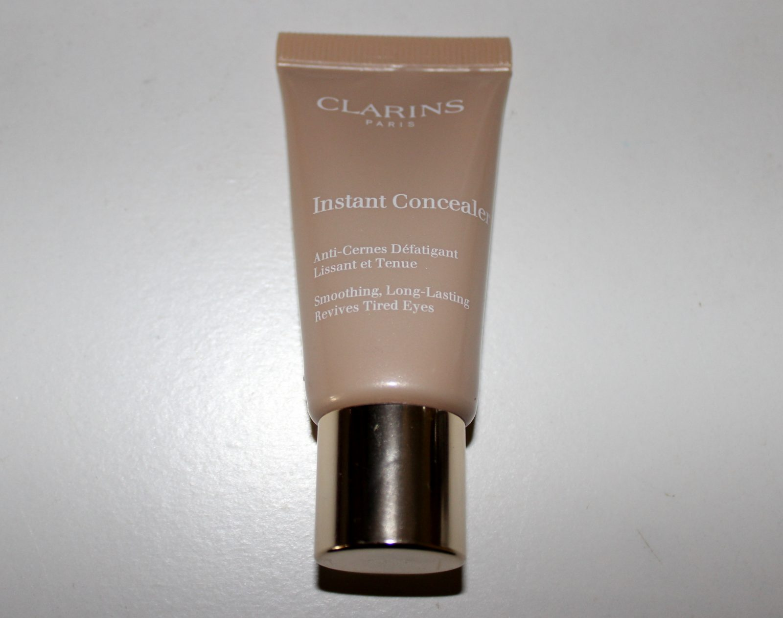 Clarins Instant Concealer A Review - Irish Beauty Blog Beautynook