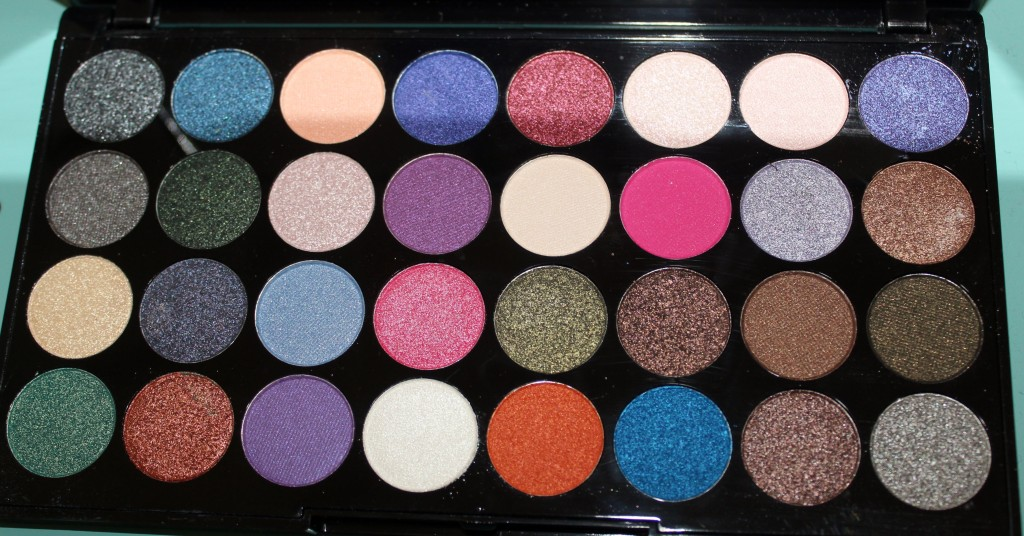 Makeup Revolution Ultra Eyeshadows