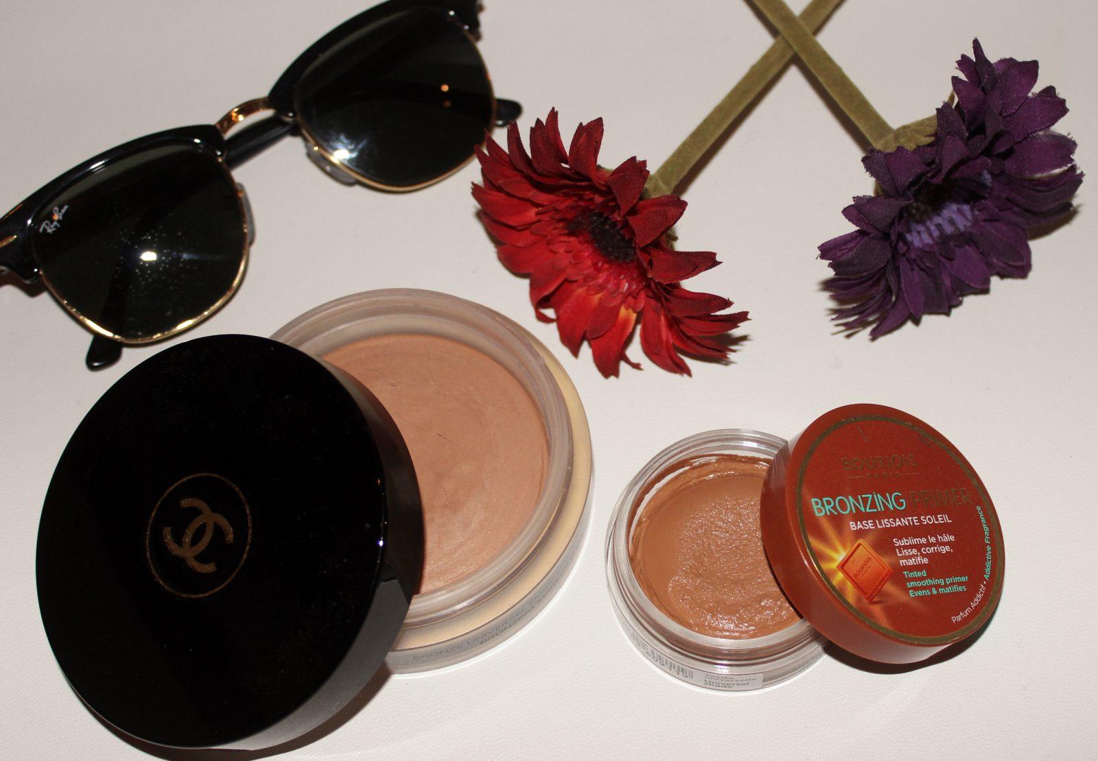 Chanel Soleil Tan De Chanel Bourjois Bronzing Primer