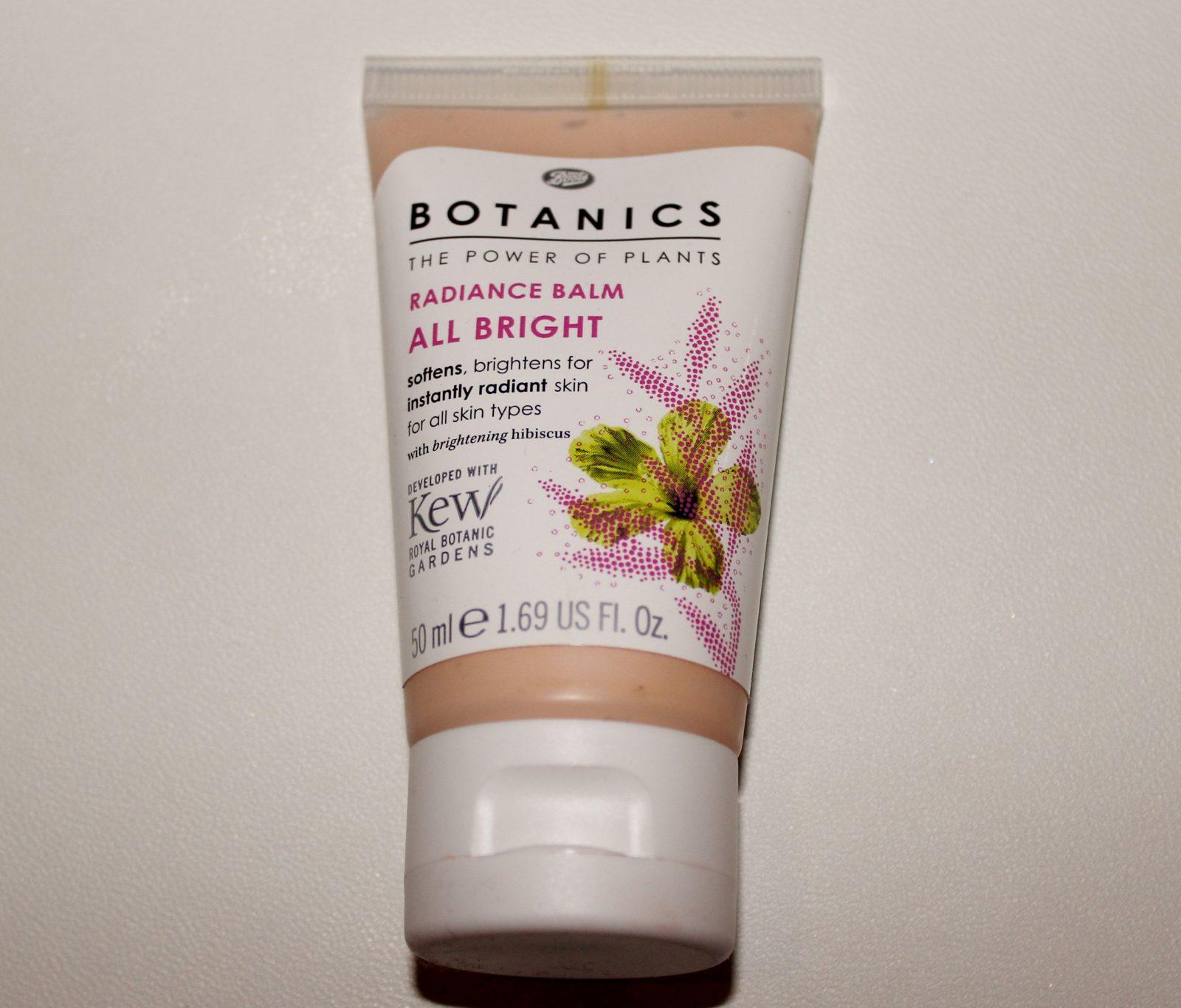 Botanics Radiance Balm