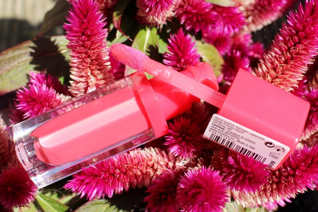 essence liquid lipstick show off