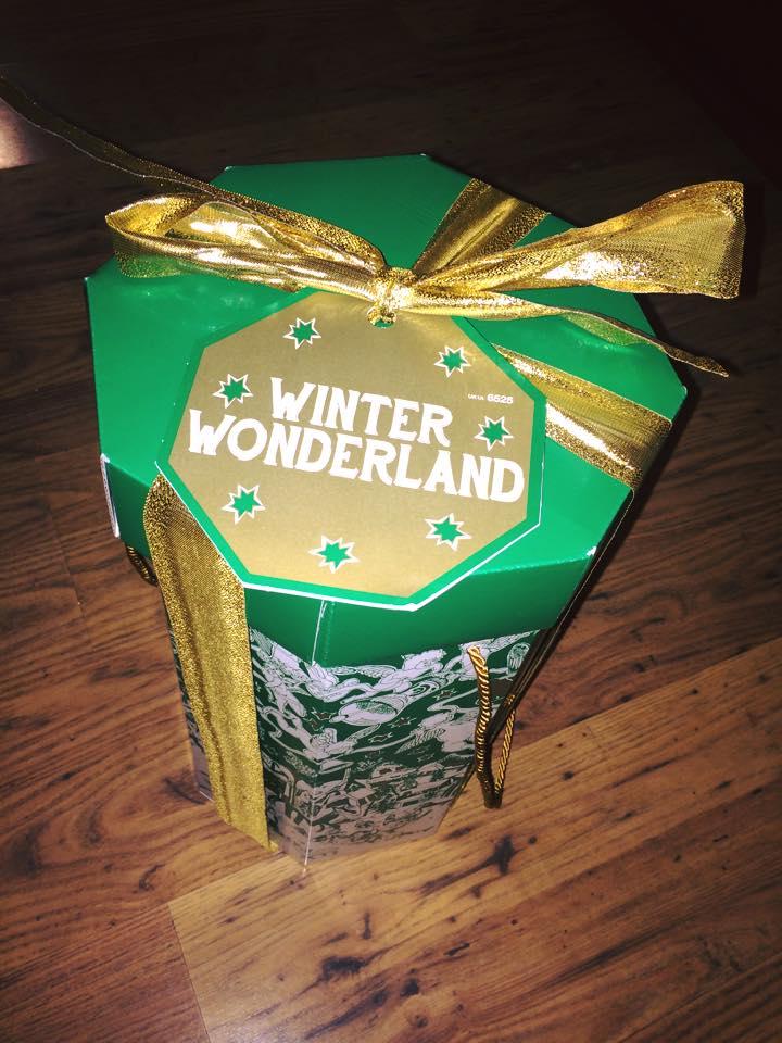 Lush Winter Wonderland
