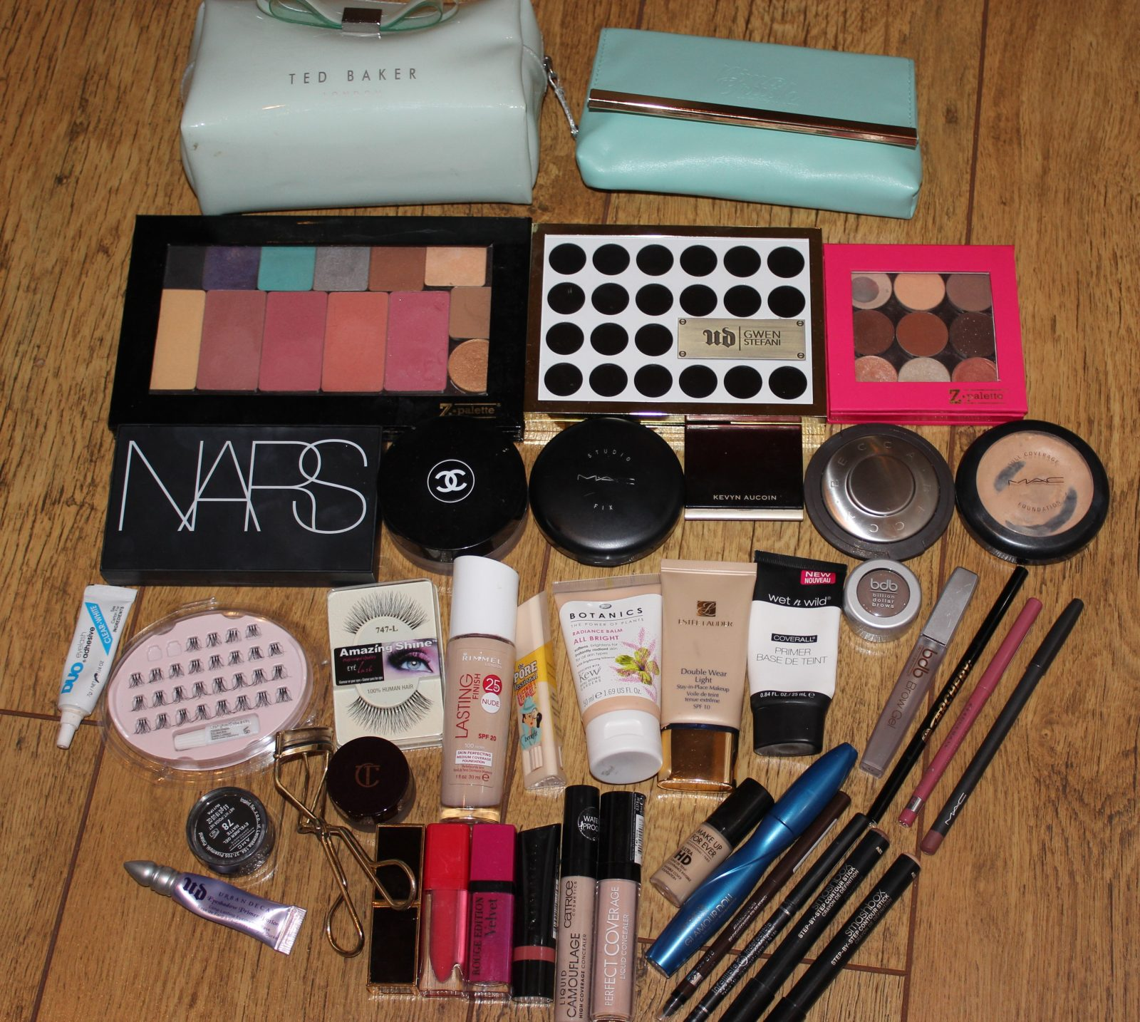 Holiday Makeup Blog