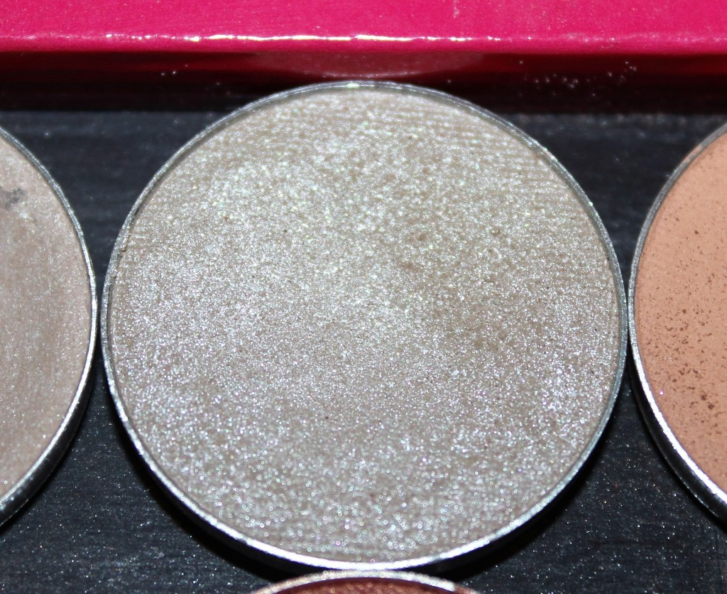 Makeup Geek Neutral shadow