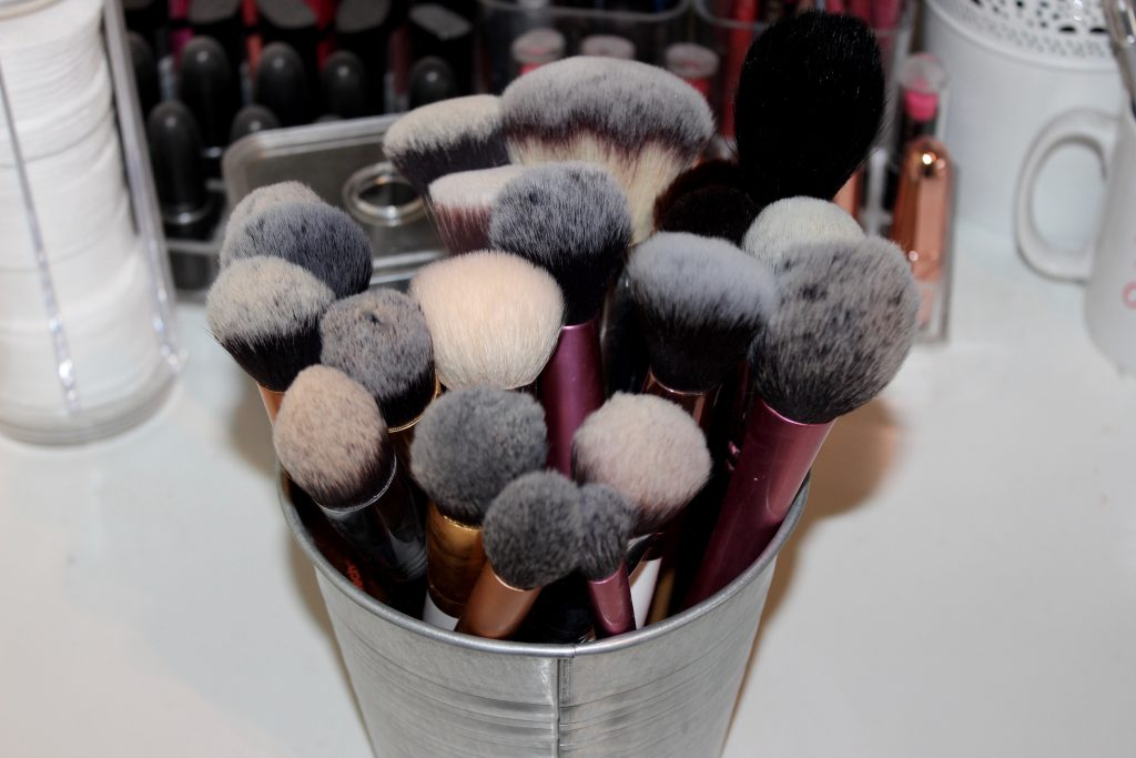 Brush Cleaning Tips