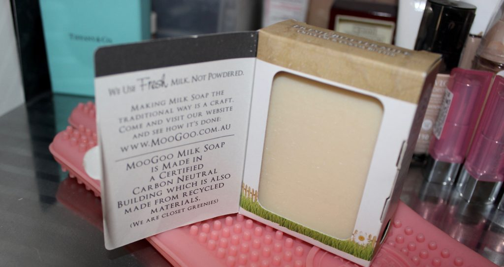 moogoo fresh buttermilk soap