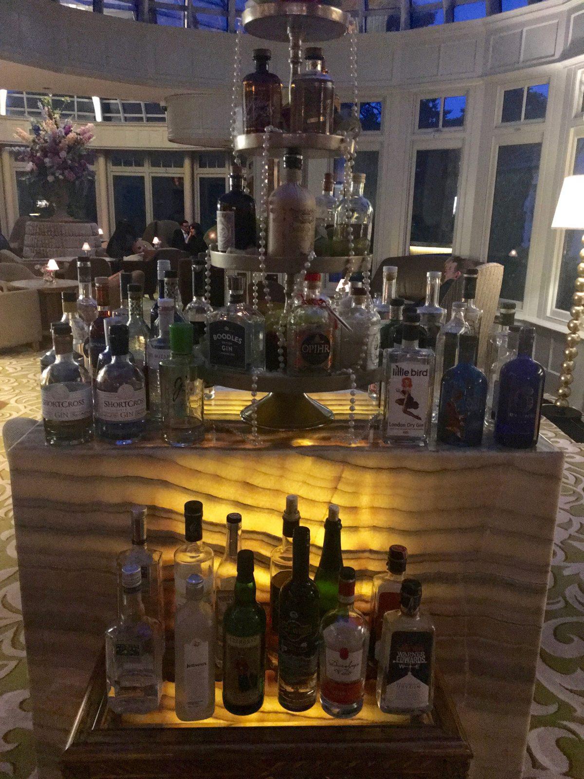gin bar galgorm