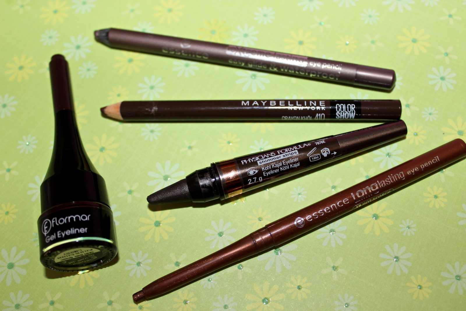 budget brown eyeliners