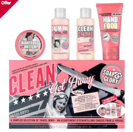 Soap & Glory ireland