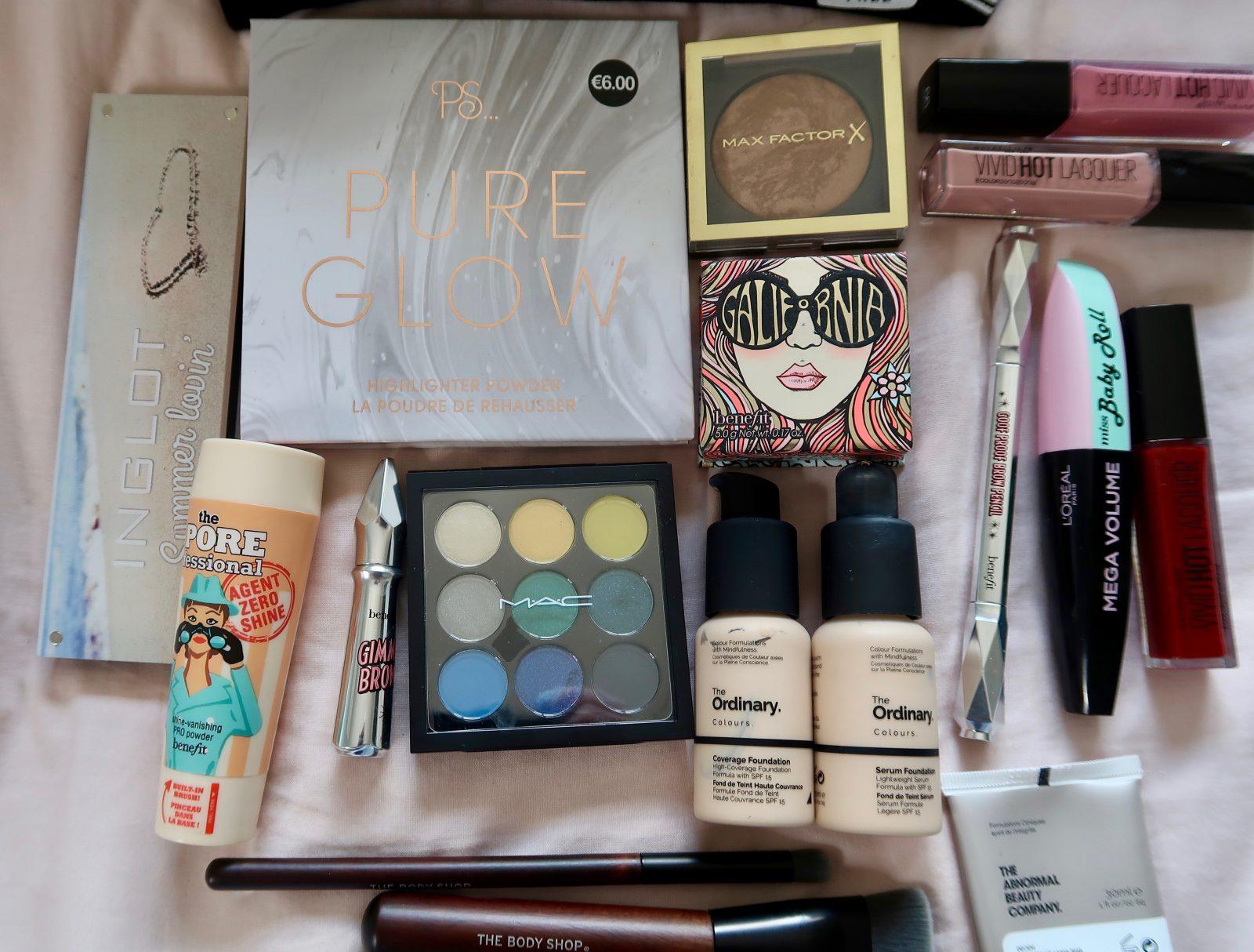 new makeup summer look