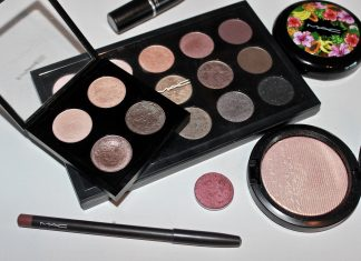 Mac Eyeshadows My Most Used