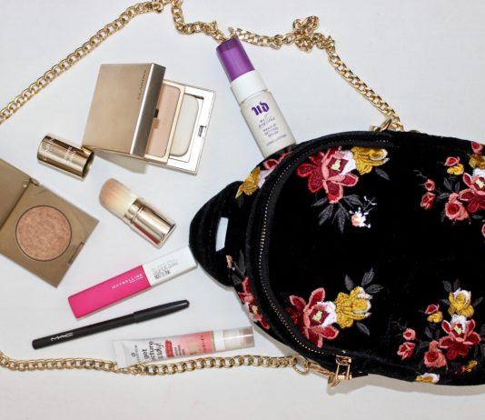 Handbag Makeup Essentials