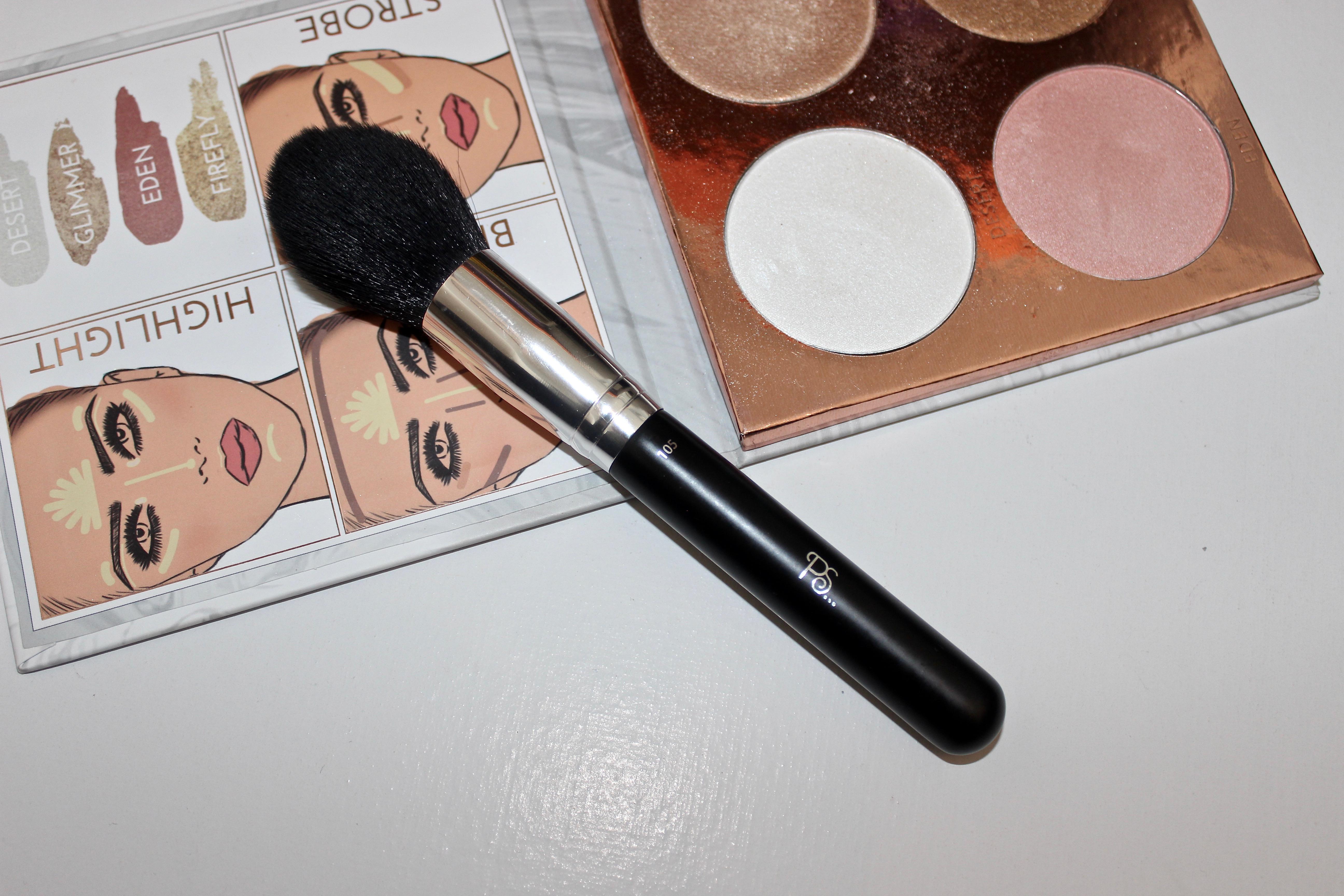 primark makeup brushes