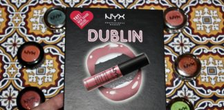 NYX Wanderlust Dublin City Set