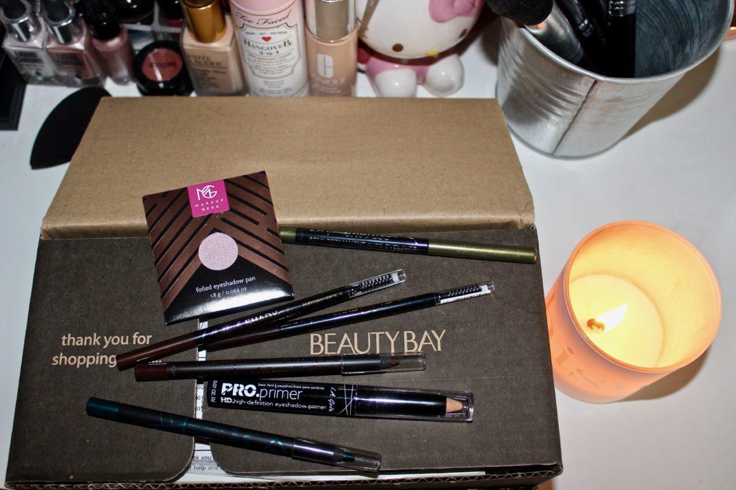 beauty bay haul