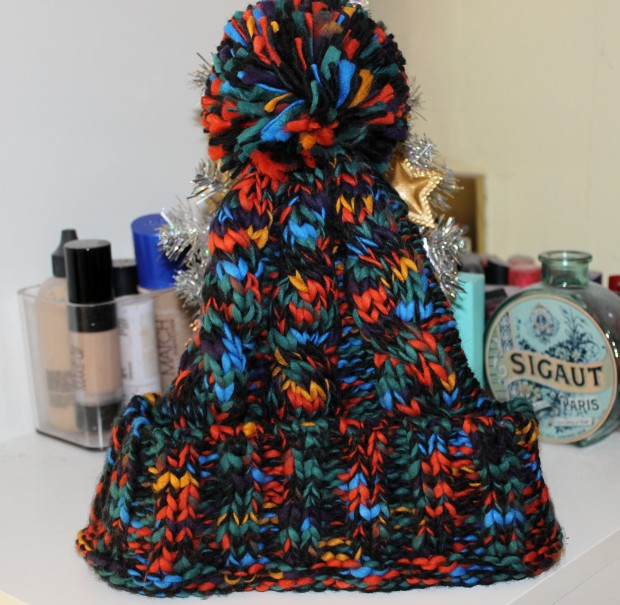 River Island Bobble Hat