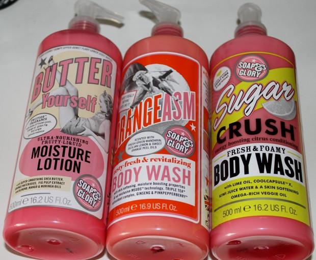 Soap & Glory Orangeasm