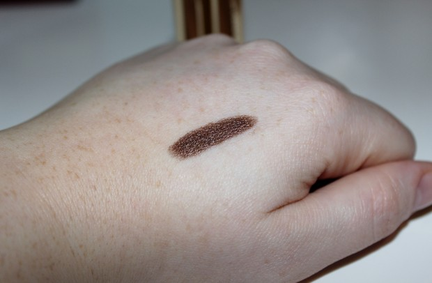 By Terry Bronze Moon Swatch