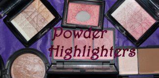 powder highlight