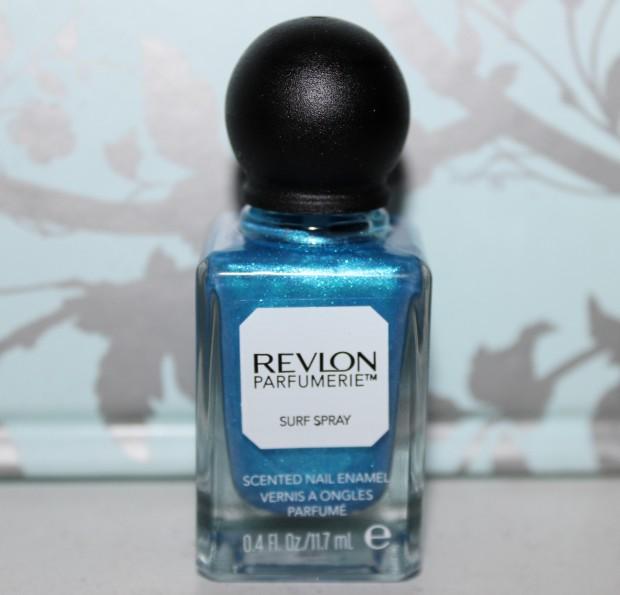 Revlon Nail Polish Surg Spray
