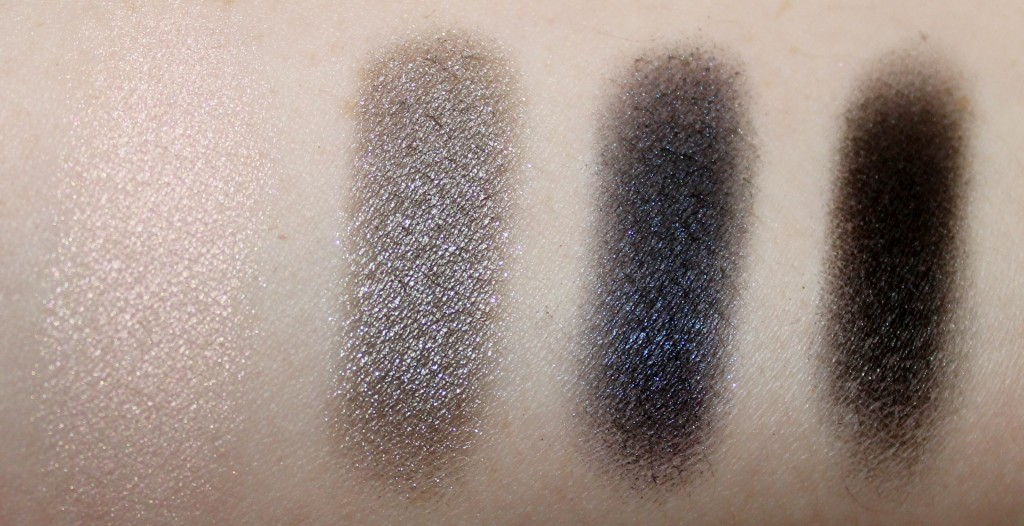 Narissist Dual Intensity Palette Swatch Dry