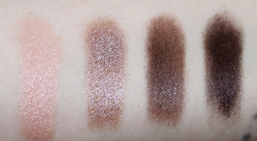 Narsissist Dual Intensity Palette Swatch Wet