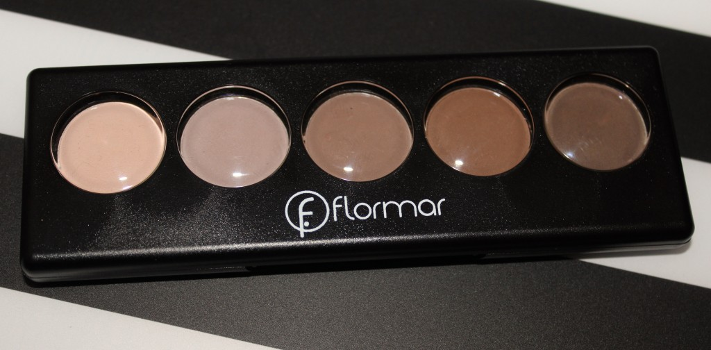 flormar colour palette eyeshadow
