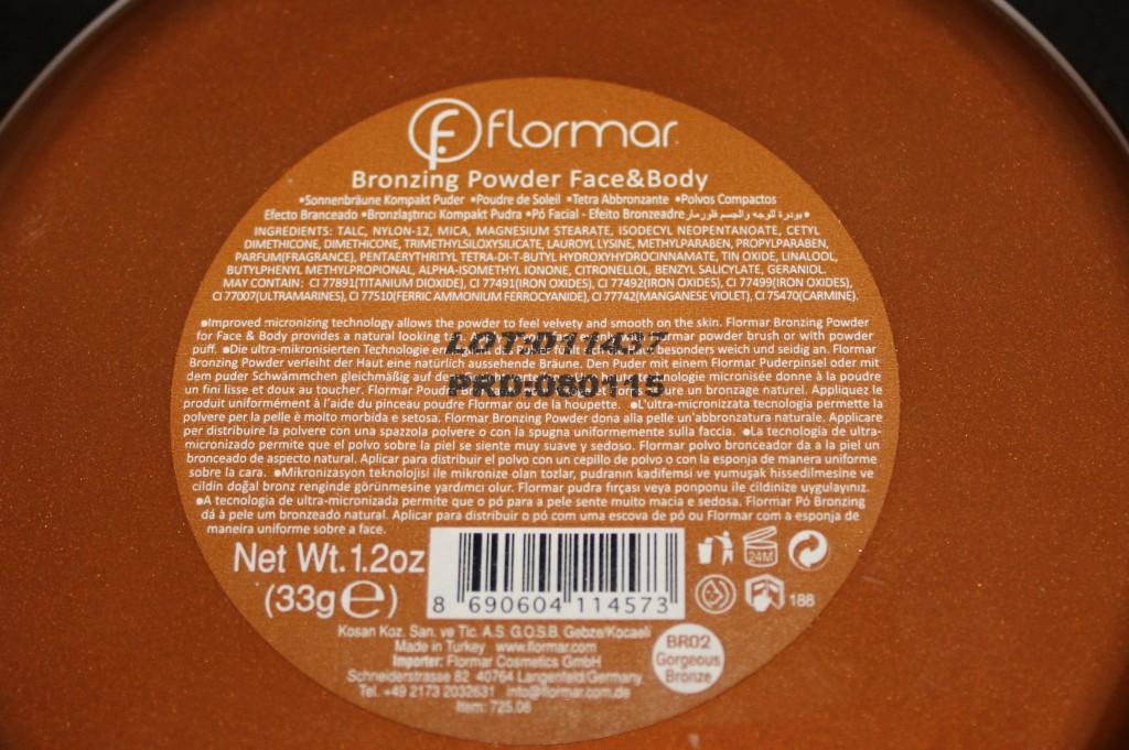 Flormar First Impression (6)