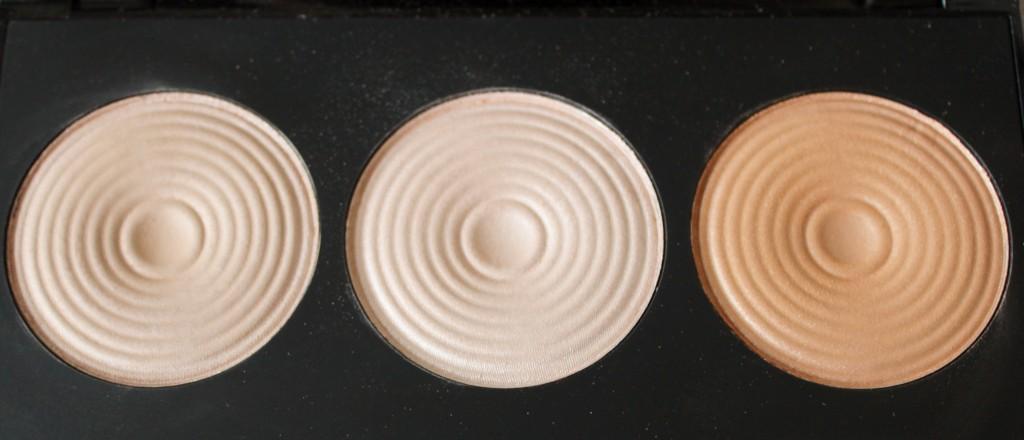 irish beauty blog close up makeup revolution radiance palette