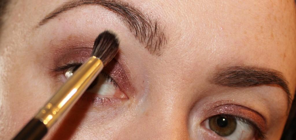 eyeshadow blending