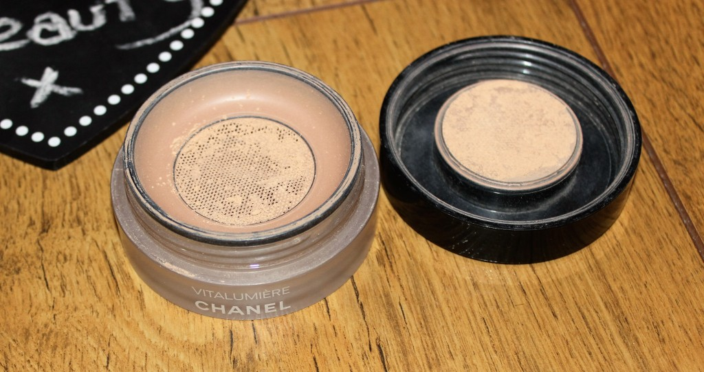 chanel vitalumiere powder foundation