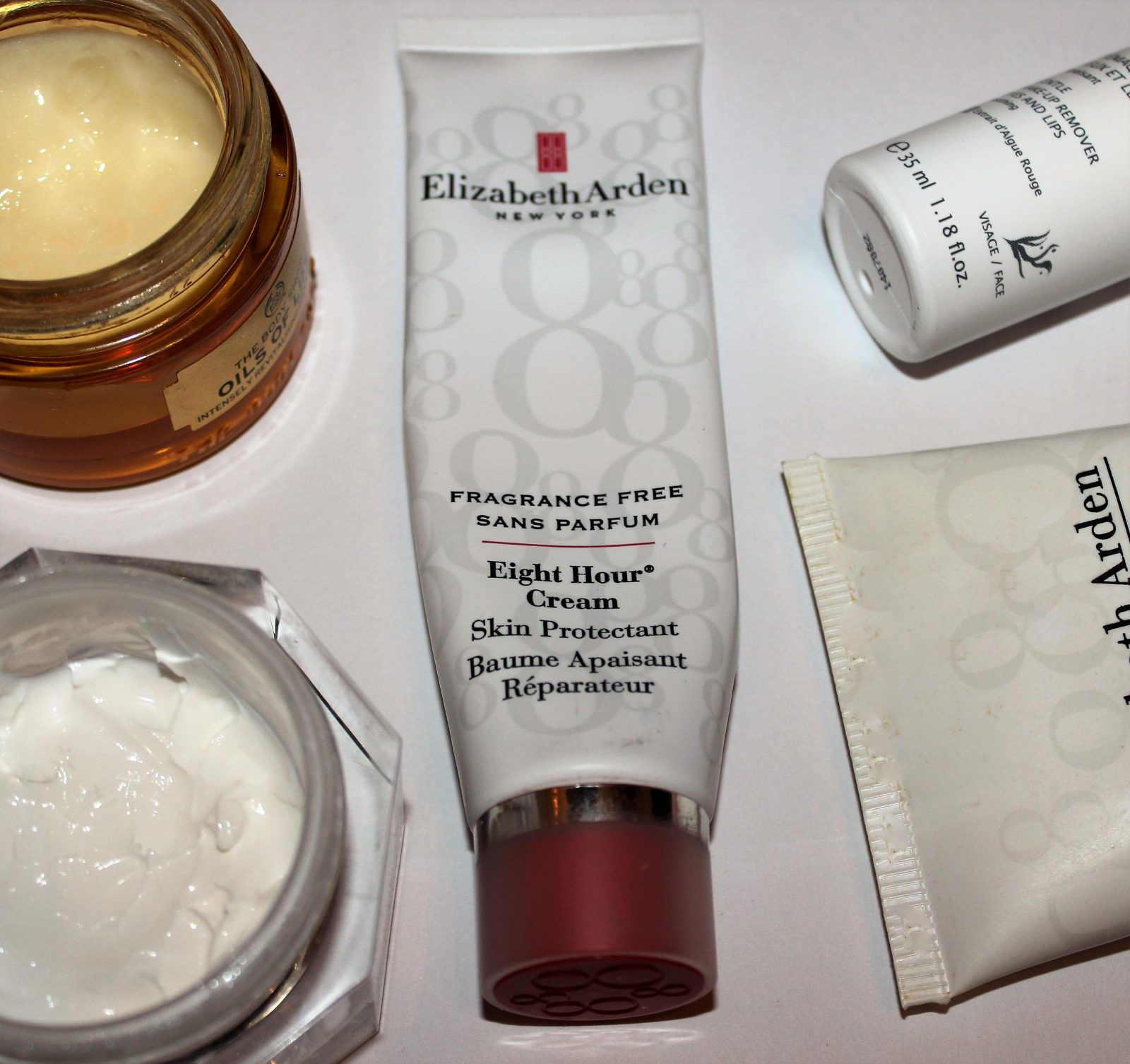 irish beauty blogger eight hour cream