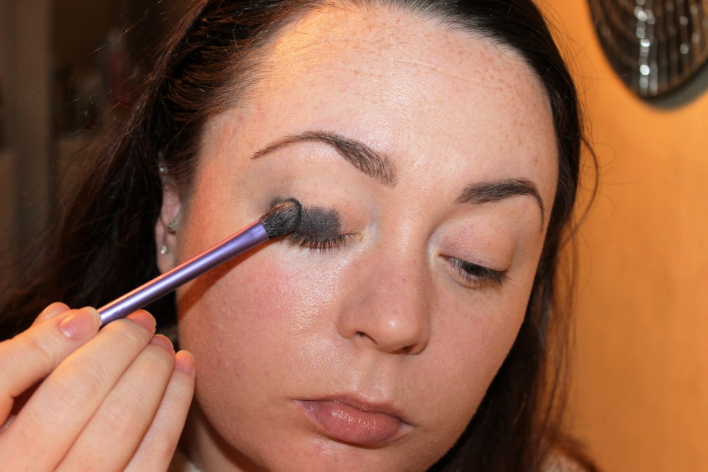 Smoky Eye Makeup Tutorial (3)