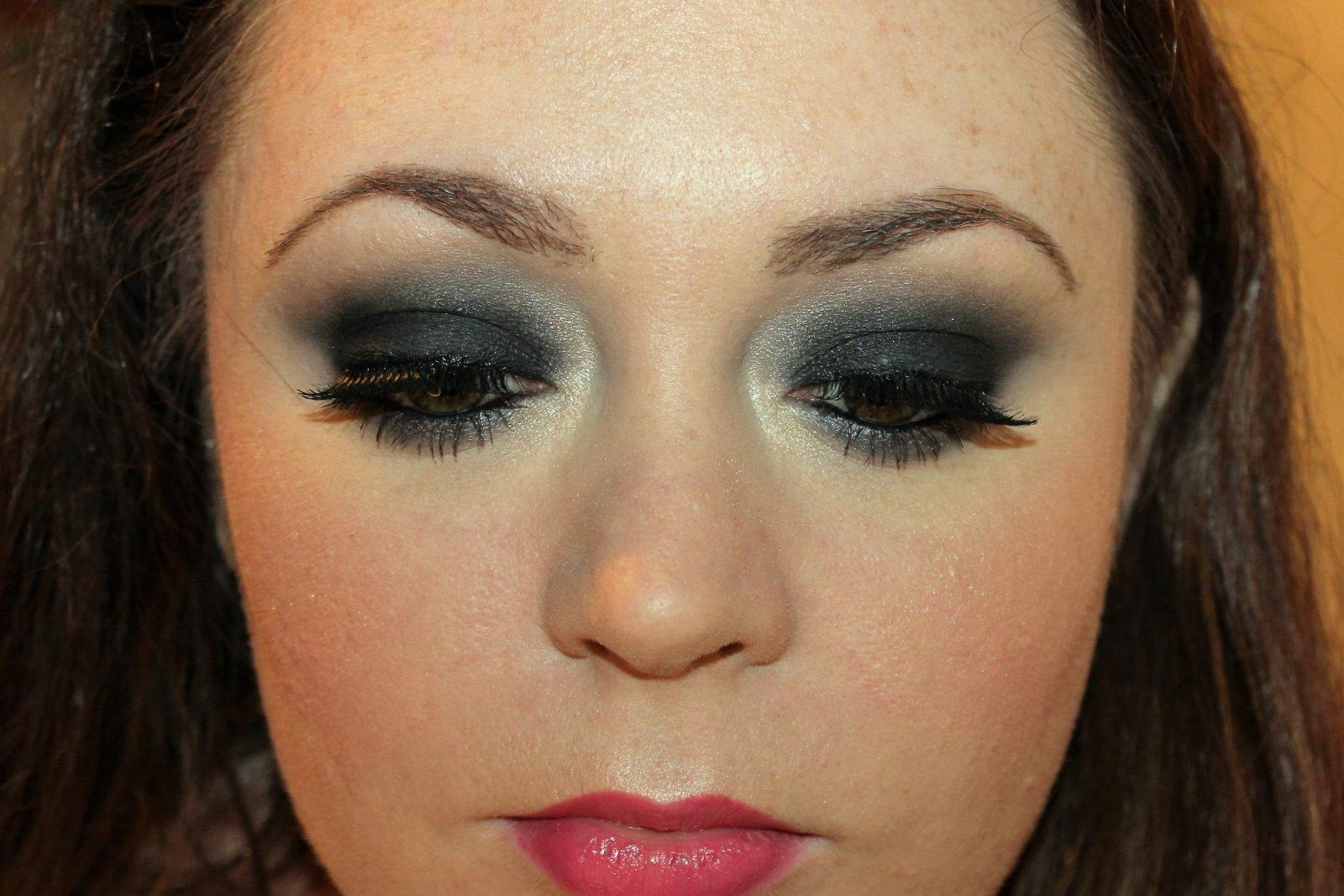 Smoky Eye Makeup Look Irish Beauty Blog Beautynook