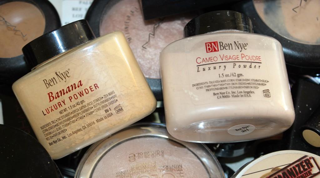 Ben Nye Luxury Powders