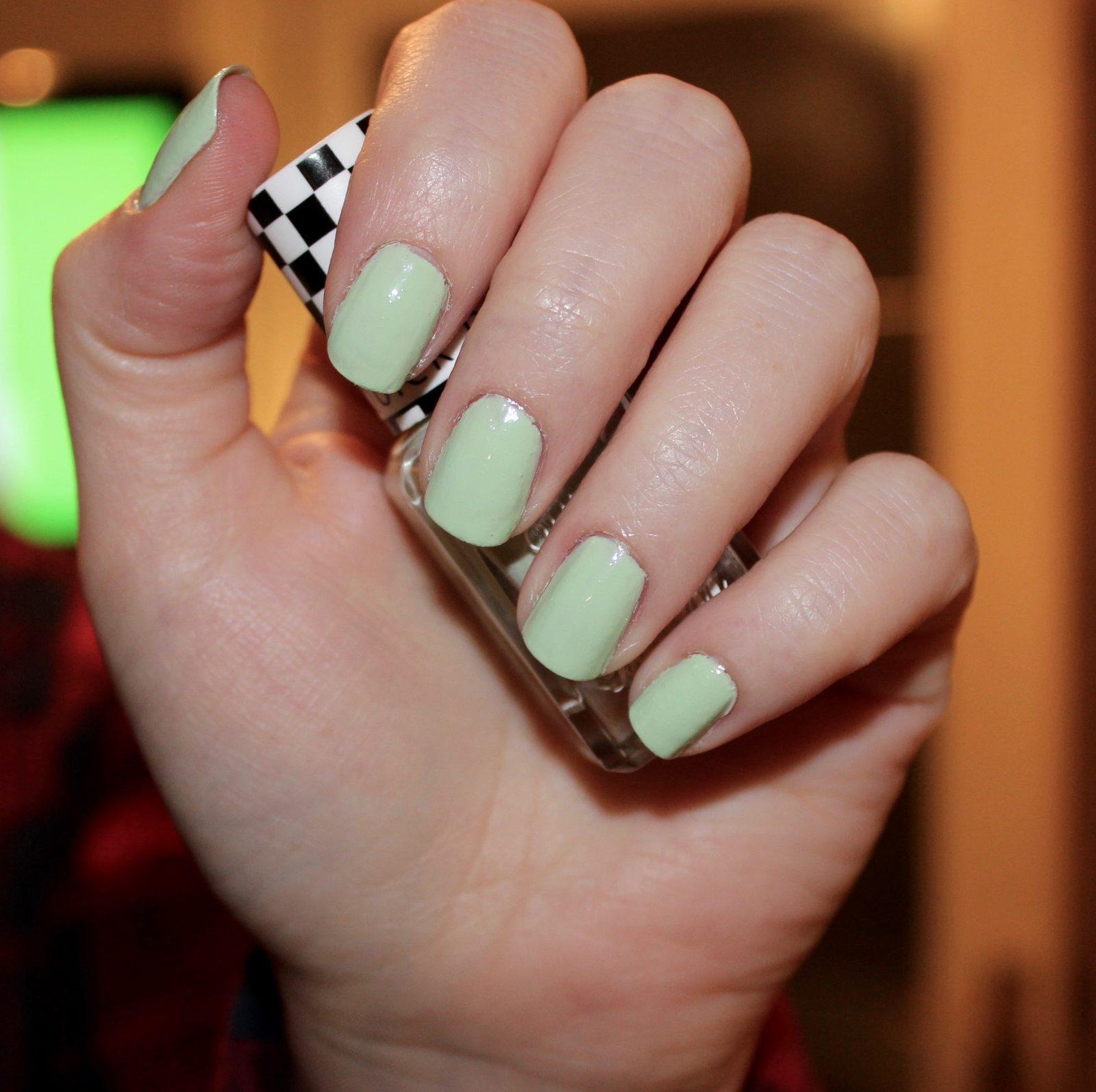 How Long To Let Nail Polish Dry Before Top Coat: Irish Beauty Blog Beautynook