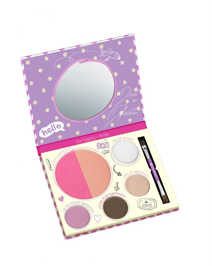 essence bloggers beauty secret palette