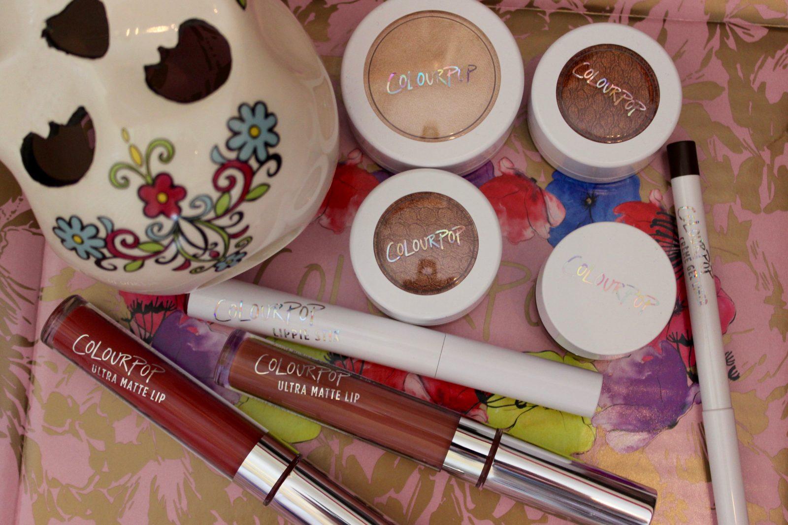 colourpop irish beauty blog