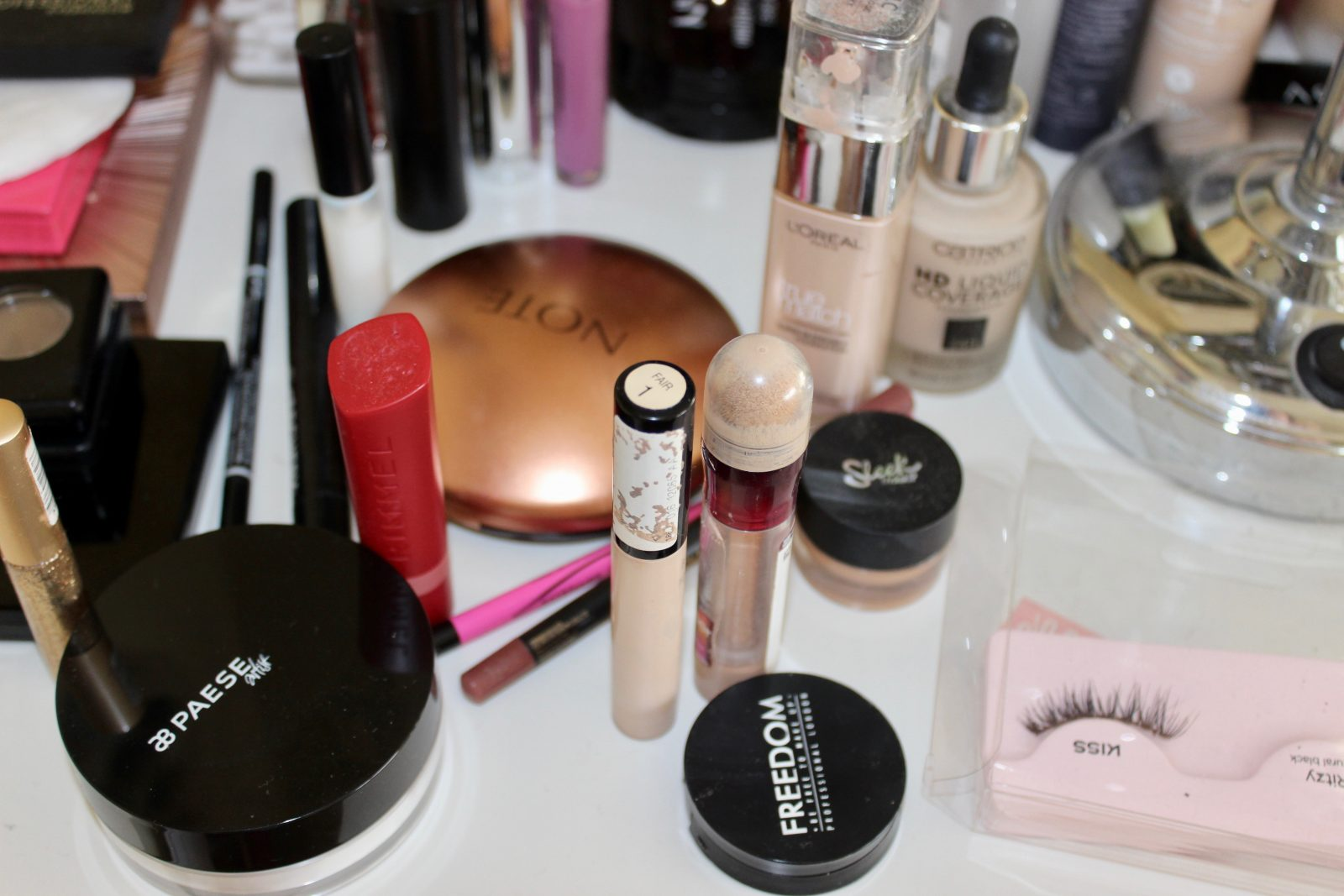 Party Makeup Affordable Products_6016 - Irish Beauty Blog Beautynook