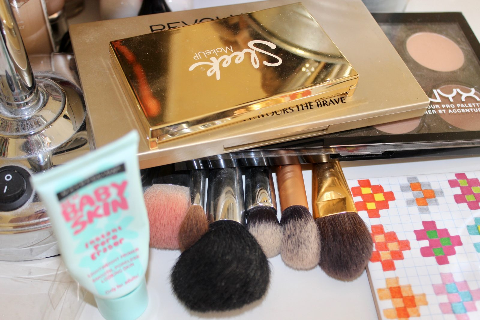 Party Makeup Affordable Products_6017 - Irish Beauty Blog Beautynook