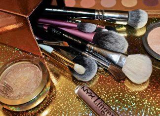 favourite makeup brushes