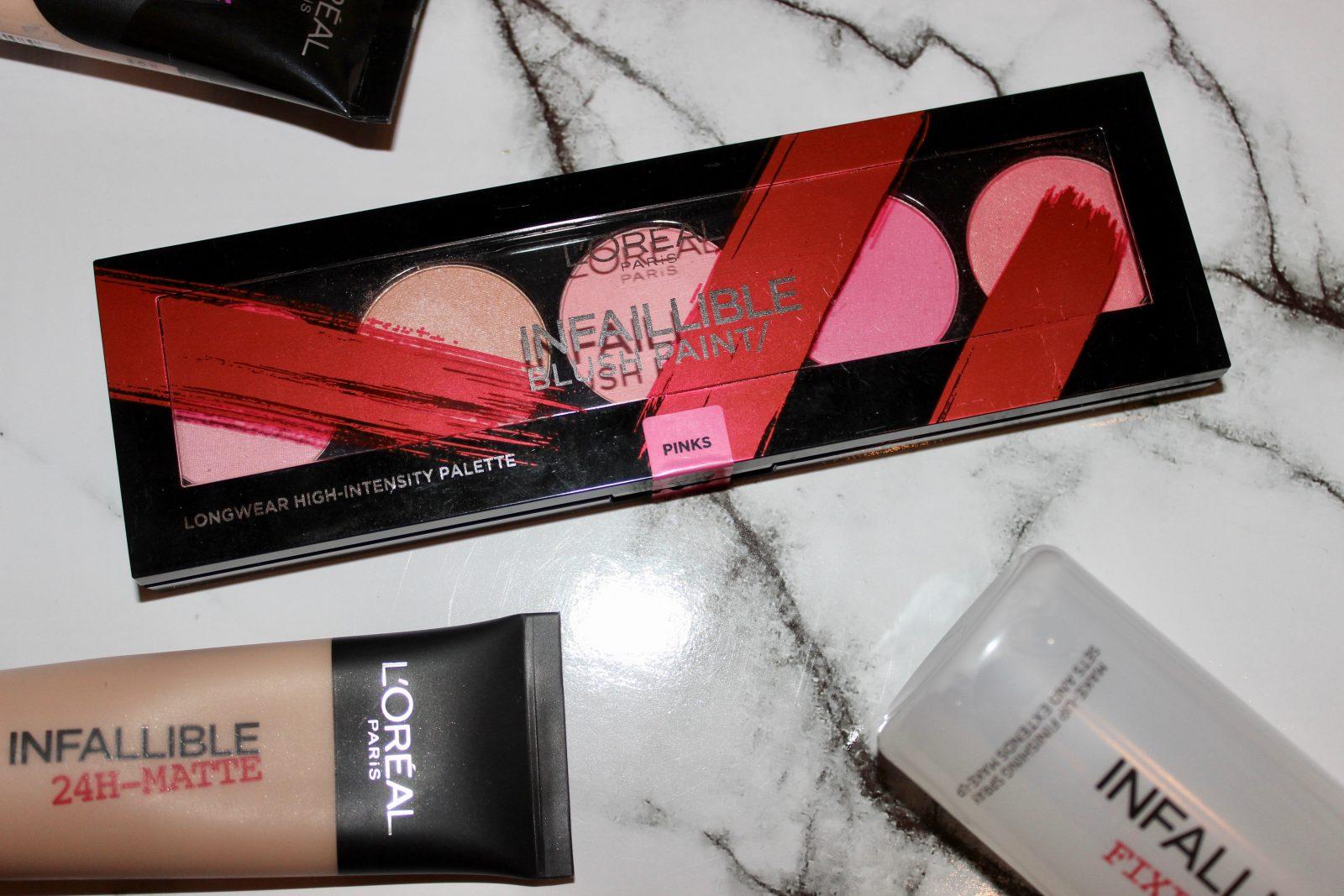 L'Oréal Blush Palette