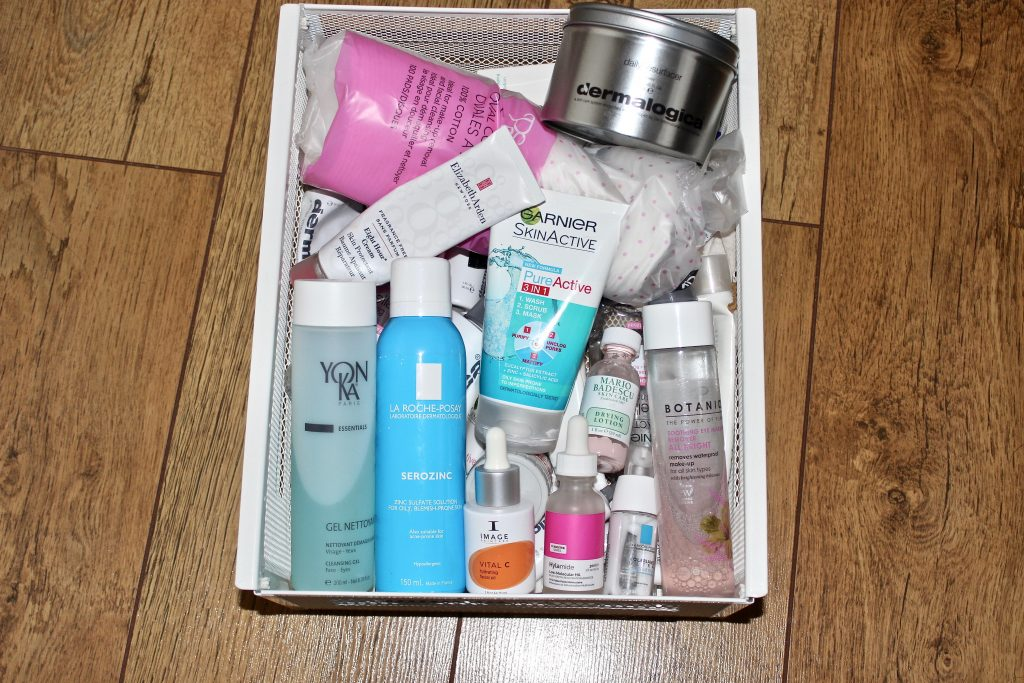 Night Time Skin Care Routine Currently Irish Beauty Blog
