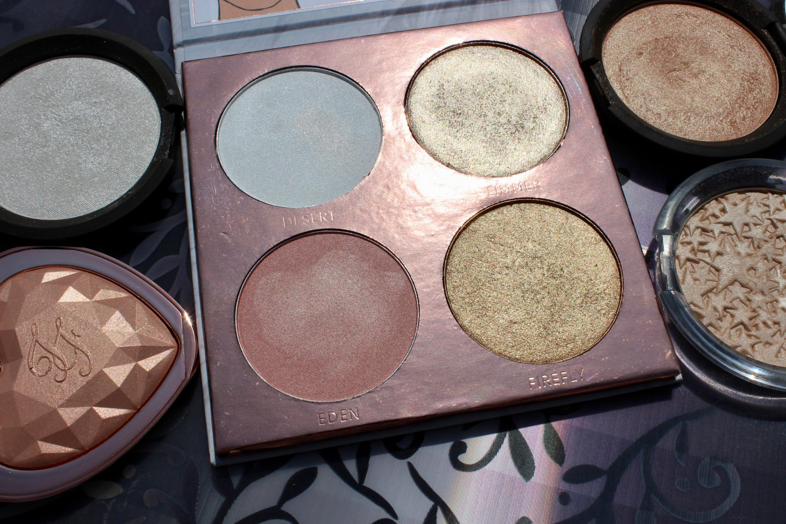 PS Pure Glow Highlighter Powder Palette