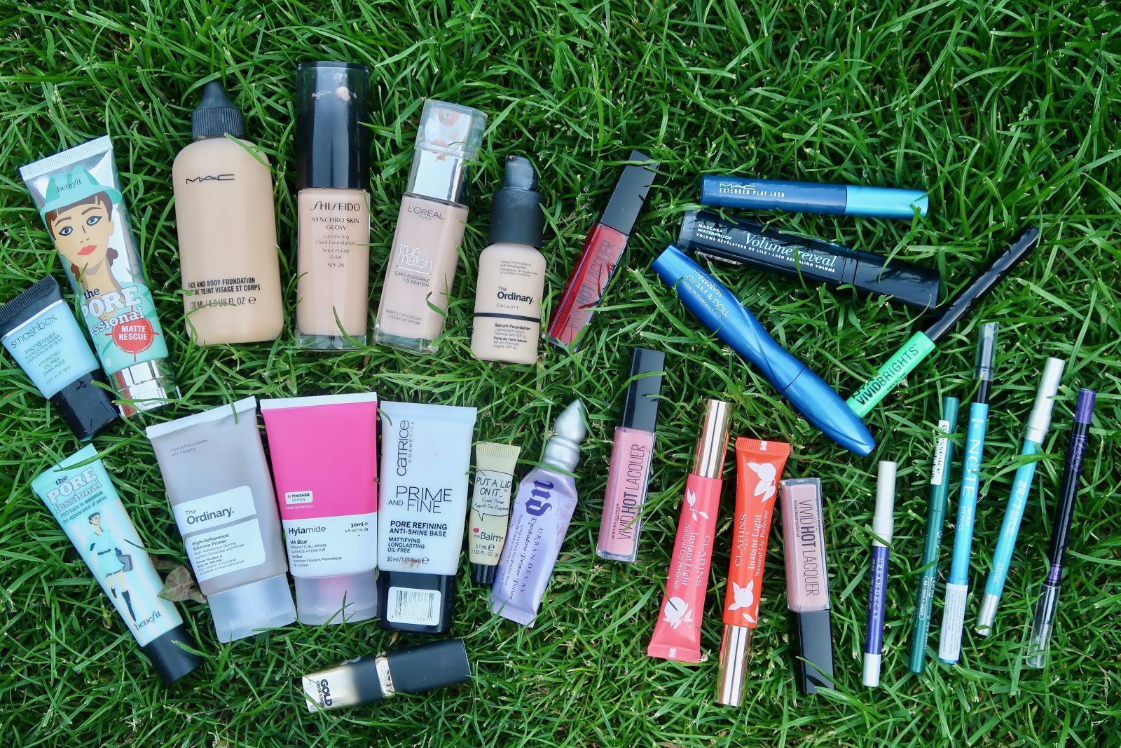 summer makeup essentials