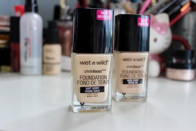 wet n wild photofocus foundation review