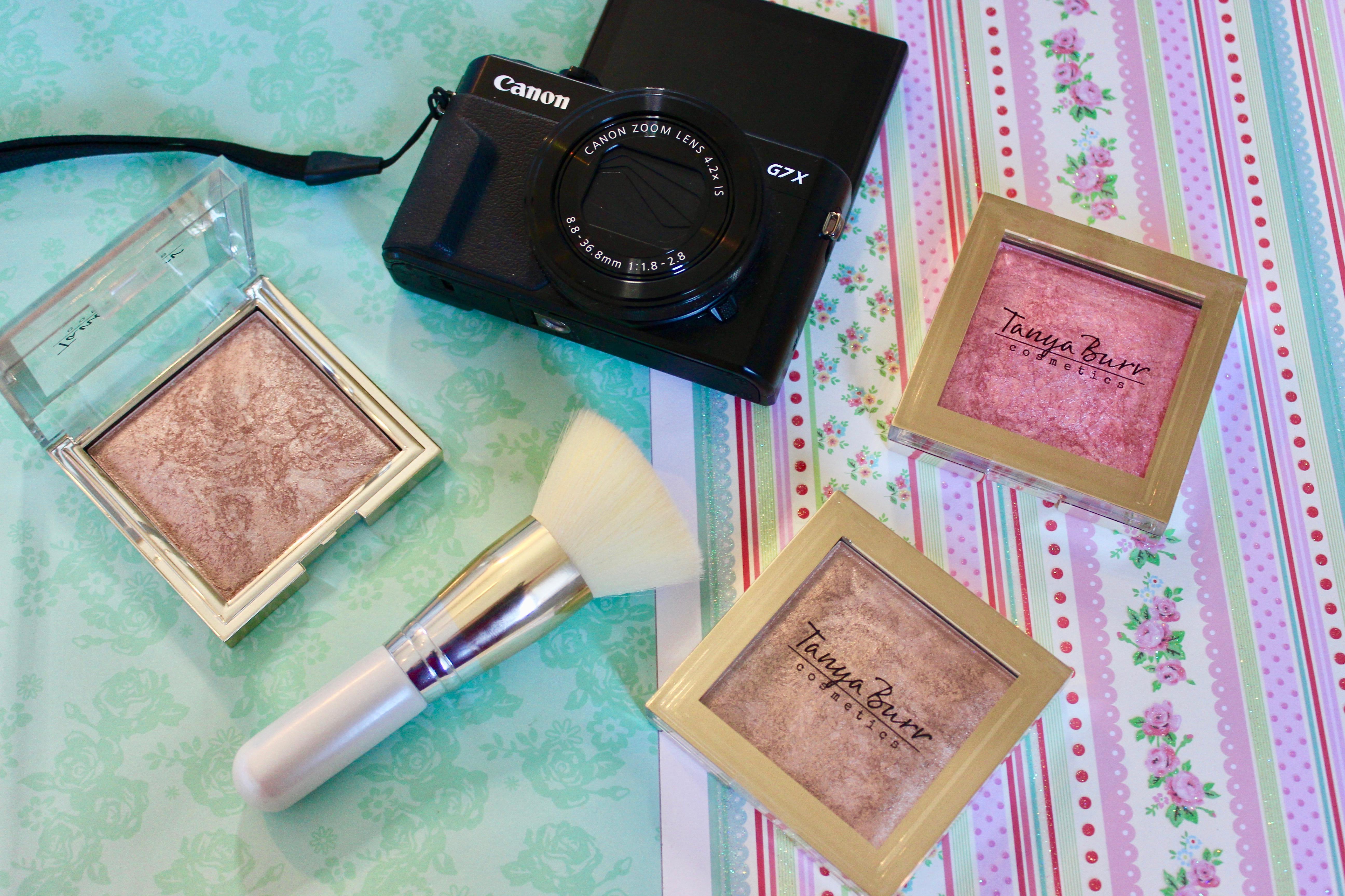 Tanya Burr Cosmetics Illuminating Powders