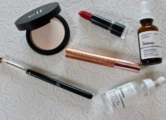 Affordable Beauty Favourites Currently