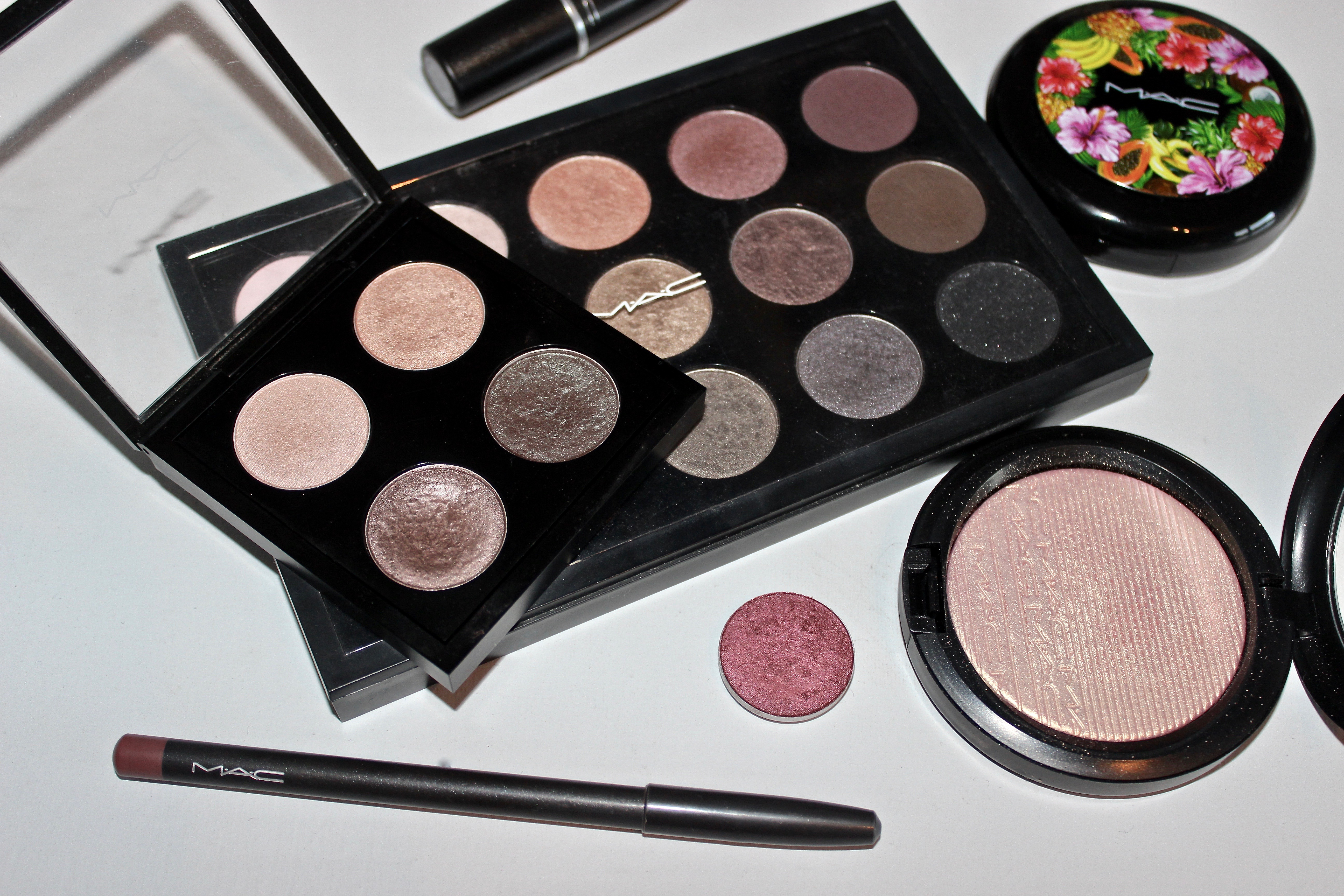 Mac Eyeshadows My Most Used
