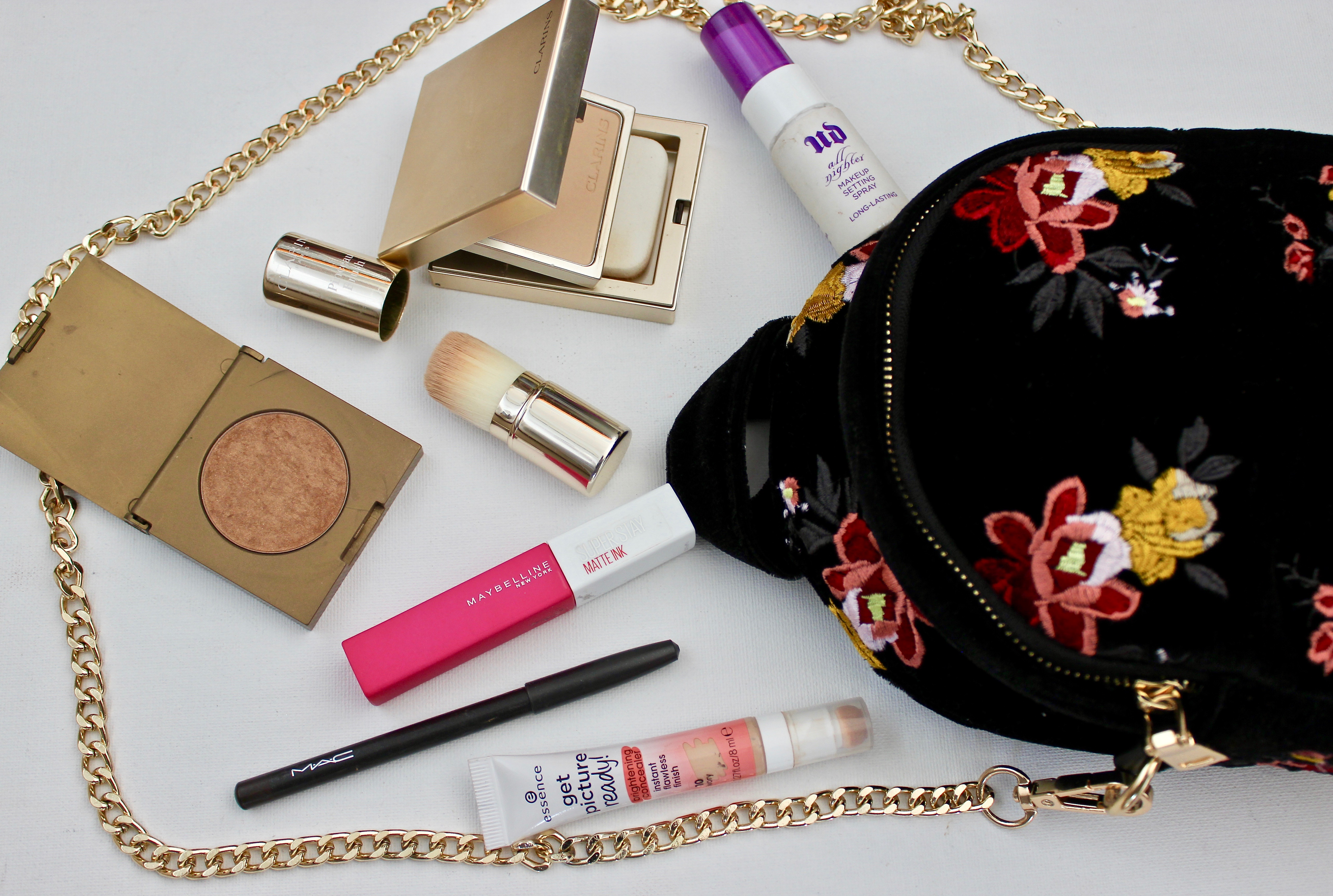 Handbag Makeup Essentials